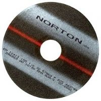 Norton non-reinforced cut-off discs 125mm diameter. Price per 25